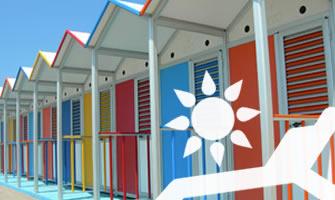 Stabilimenti balneari Lazio